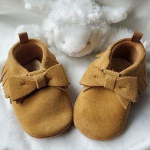 Baby Gap moccasins